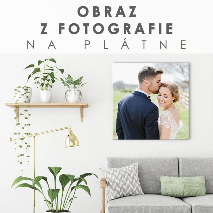 Obraz z fotografie - ŠTVOREC- rôzne rozmery FOTO-S (fotoobrazy)